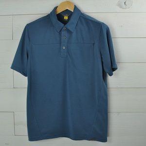 Eddie Bauer outdoor pool shirt